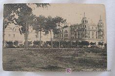 Balneario Gran Hotel La Toja (1907) #Spa #Balnearios GranHotelLaToja