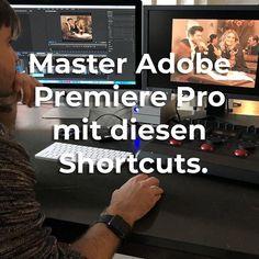 Wolltest du schon immer alle wichtigen Adobe Premiere Pro Shortcuts kennen? Nun hast du die Gelegenheit dazu. Check it out in the bio.   #vivengmbh #produktionsagentur #blog #adobepremierepro #shortcuts #premiere #schneiden #editor #cut #lernen #jedentagwasneueslernen #adobe #werdeeinbesserercutter