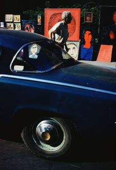Ernst Haas, Greenwich Village, New York, Saul Leiter, Book Photography, Street Photography, Vintage Photography, William Eggleston, Robert Doisneau, Greenwich Village, Famous Photographers, Magnum Photos