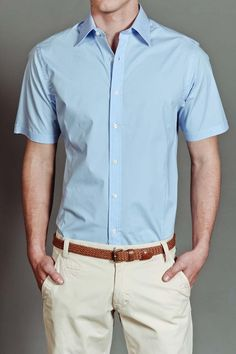 Nice updated fit of a classic preppie style