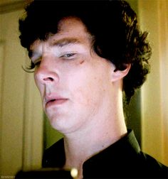 I Think This Is The Only Unflattering Shot Of Sherlock I Have Seen In The Series