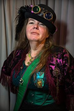 Yours truly at the Steampunk Fair in Gothenburg th 9th january.  Photo: Robert Johannesson Photography, Gothenburg  +Robert Johannesson Photography
