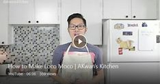 In commemoration to Hawaii becoming a United State this week, we are making a popular Hawaiian staple dish--the Loco Moco! Watch here to learn how to make this simple . Loco Moco, Bing Video, Hawaiian, How To Become, Dish, The Unit, Popular, Watch, Learning