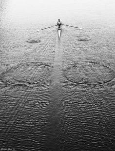 yalnızlığın huzuru...