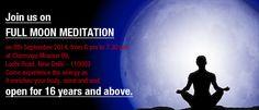 Full Moon Meditation, Join, Mindfulness, Consciousness, Awareness Ribbons