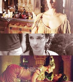 Indira Varma cast as Ellaria Sand for Game of Thrones, Season 4!!! I love her! she was great as Niobe in the HBO original series, ROME in 2004. (Penny)