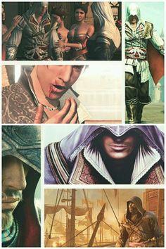 Ezio Auditore da Firenze. June 24th, 1459-November 30th 1524 Assassin's  Creed