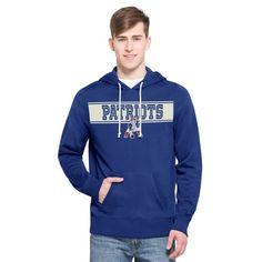 New England Patriots Men s XXL 47 Brand Blue Classic Hoodie de6bd87de