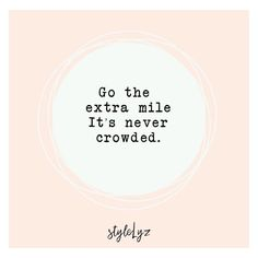 Just a friendly reminder to always go the extra mile and put extra love in everything you do – it's never crowded. . . . . #goextramile #extramile #lovewhatyoudo #worktip #businesstip #inspiration #dailyinsta #entrepreneurlifestyle #dailyquote #pinkquote #girlboss #ladyboss #contentcreation #graphicartist #virtualassistant #socialmediamarketing #blogger
