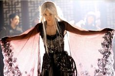 White Witch from The Forbidden Kingdom