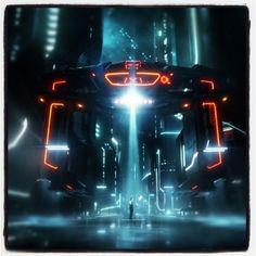 Tron Legacy (Taken with instagram)