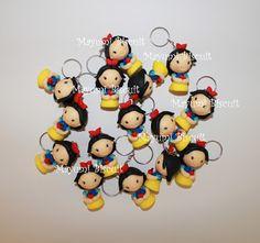 Mayumi Biscuit: Branca de Neve e os 7 Anões!