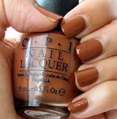 OPI - A-Piers to Be Tan (San Francisco Collection—Fall 2013)