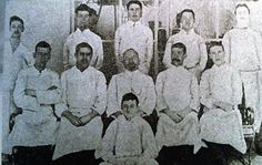 Titanic was staffed with specialist cooks