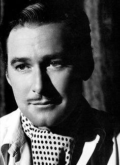 Errol Flynn, 1940's~