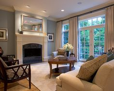 Blue And Beige Color Scheme Design, Pictures, Remodel, Decor and Ideas - page 3