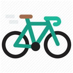Bike pictogram Bike Icon, Pictogram, Signage, Bicycle, Design Inspiration, Branding, Cycling, Window, Icons