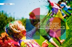 AIESEC India Happy Holi!