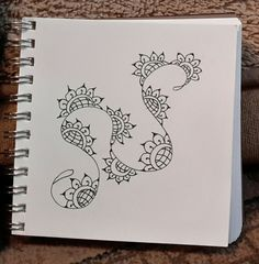 zentangle henna drum