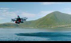 There's A Flying 'Car' That's Going To Be For Sale Called The 'OctoCopter'