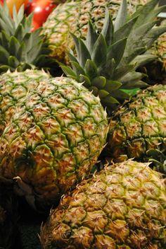 Pineapple. Pike's Market.