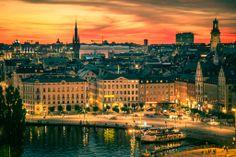 Stockholm - Andrzej Tarski Photography Uppsala, Stockholm, Paris Skyline, Photography, Travel, Photograph, Viajes, Photography Business, Traveling