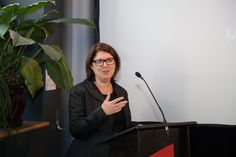 Manon Lapointe Directrice générale de la Société des directeurs des musées montréalais Photo : Bernard Fougères
