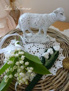 31 mai...... - Lin Hortense 31 Mai, My Sister Birthday, Love Lily, Sheep And Lamb, Language Of Flowers, Lily Of The Valley, Little White, My Flower, Spring