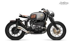 "BMW R75-7 1971 Bobber ""NERBORUTA"" by South Garage Motor Co. #motorcycles #bobber #motos 