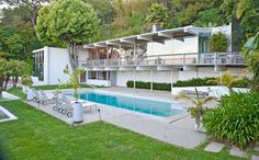 Modern Residence in California, USA: The Staller House by Richard NeutraDesignRulz11 November 2013Designed by American architect Richard Neutra in 1955, the Staller House sits on a 1.1 acre gated lot in prime Bel Air, an a... Architecture