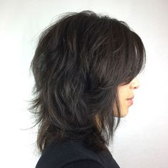 The 47 Best V Cut Hair Images On Pinterest Layered Haircuts