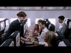 ECONOMY class - long-haul flights