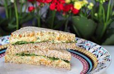 27 receitas de sanduíche natural para refeições saudáveis