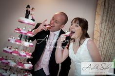 Debbie & Ben, their wedding day at Yew Lodge. Amazing Wedding Cakes, New Baby Products, Wedding Day, Wedding Photography, Couples, Wedding, Pi Day Wedding, Marriage Anniversary, Couple