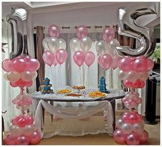 496 Best 1 Balloon Decoration Images On Pinterest Balloon