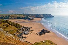 Three Cliffs Bay, Swansea   Wales