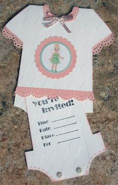 tarjetas pop up baby shower - Buscar con Google