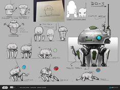 11094 11 bbb601da5dd4f411ba0cbd609ea6b505 budergernot Droides Star Wars, Star Wars Droids, Star Wars Characters Pictures, Star Wars Pictures, Character Concept, Character Art, Character Design, Star Wars Vehicles, Star Wars Concept Art