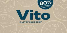 Font dňa – Vito (rodina od 56€) - http://detepe.sk/font-dna-vito/
