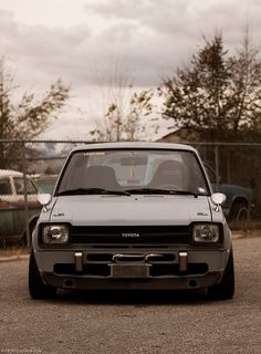 JDM Legends owner Eric Bizek's Toyota Starlet