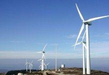 Türkiye'nin ikinci büyük rüzgar santrali devreye alındı