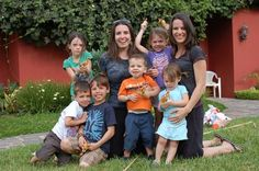 Two moms took their children to live in Guatemala for a month for a Spanish-immersion adventure. Here's how they did.