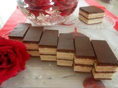 chutné rezy od Ivanky... Something Sweet, Nutella, Tiramisu, Baking, Ethnic Recipes, Desserts, Food, Author, Tailgate Desserts