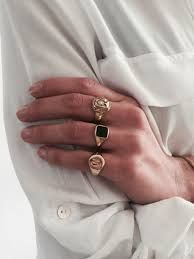 Image result for lucky dior ring signet