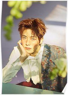 ' NCT (엔시티) Jaehyun (재현) Try Again' Poster by wehet Winwin, Taeyong, Nct 127, Jaehyun Nct, K Pop, Ntc Dream, Jung Yoon, Valentines For Boys, Jung Jaehyun