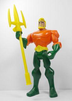 Batman Brave & Bold - Aquaman Action Toy Figure - DC Comics (1)