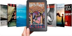 I admit it--as soon as the Harry Potters are available on the lending Library, I'm going to read them on my Kindle Fire.  I'm SUCH a nerd.  ;-)   If you don't already have one, I love mine.