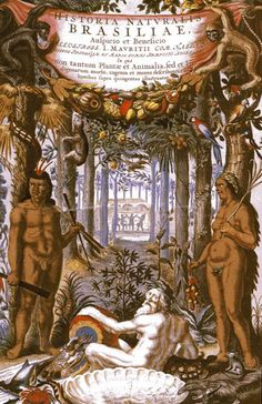 Historia Naturalis Brasiliae - PICWIK - UIowa Wiki American Indians, Native American, Indigenous Tribes, Indian Pictures, West Indian, Native Indian, Black History, Nativity, Illustration