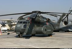 Sikorsky MH-53E Sea Dragon (S-65E/80)