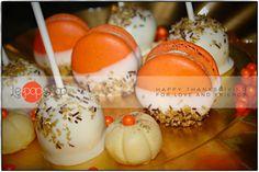 Le Pop, Bakery Ideas, Gold Sparkle, Macaroons, Sparkles, Sweet Treats, Deserts, Thanksgiving, Pumpkin